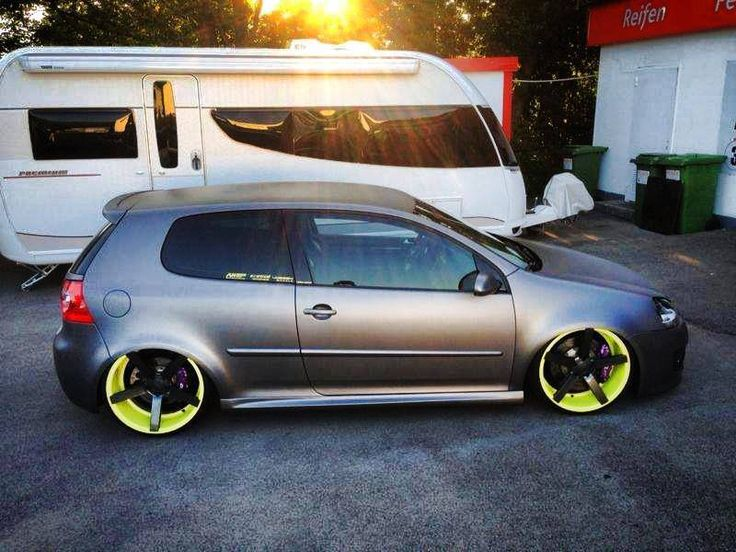 Vossen Wheel ;;Mk5 Don't let #CurbRash Ruin your Ride! Protect it with…
