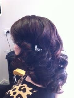 Vintage Hair style x