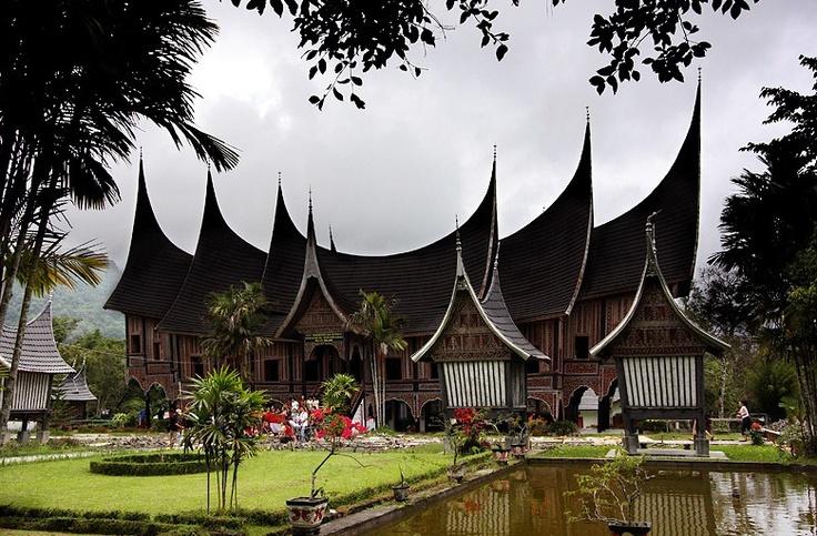 Rumah Gadang - Padang Panjang