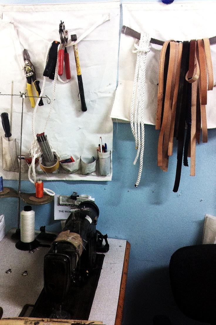 Salty Bag #backstage