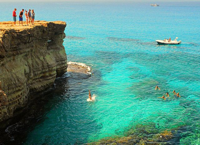 25 best ideas about ayia napa on pinterest - Highest cliff dive ...