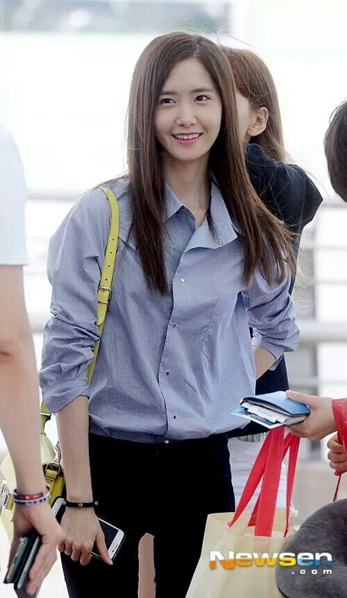 Yoona 39 S Fashion Airport Snsd Fashion Style Airport Redcarpet Events Pinterest Yoona