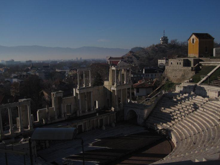 Una città, due epoche: Plovdiv, la piccola Roma.