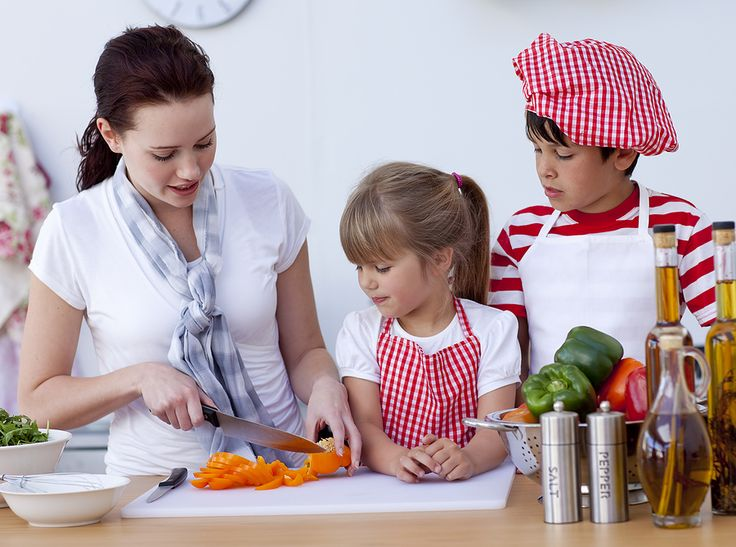 Or so she says...: Family Night: Developing Home Skills