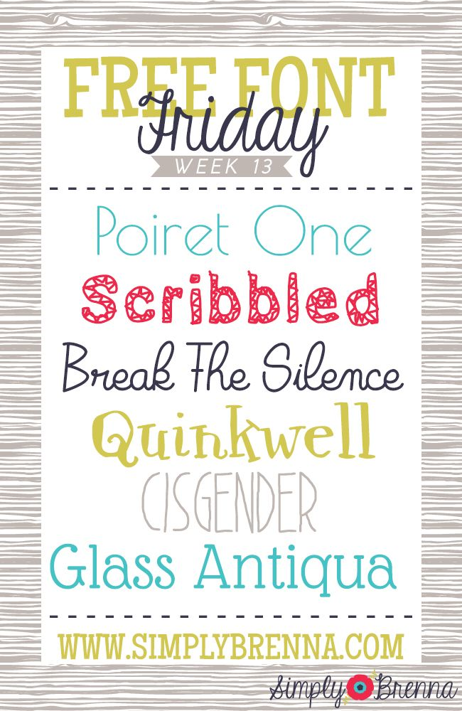 free font downloads simplybrenna simply brenna