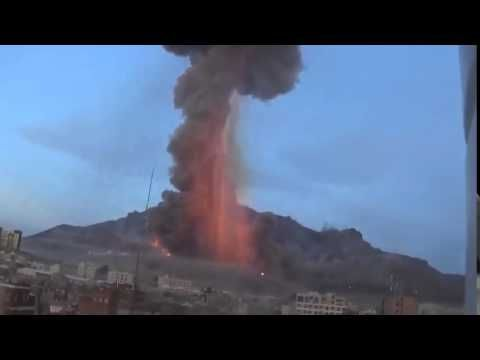 Confirmed - Israeli - Saudi Arabia Tactical Nuclear Strike on Yemen (Neutron Bomb) - First time hearing about this. uploaded 7 months ago