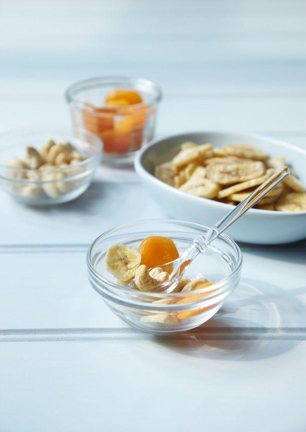 List of quick fix snacks 5:2 diet recipe ideas