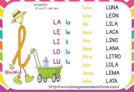 Fichas de lectura LETRILANDIA (6)