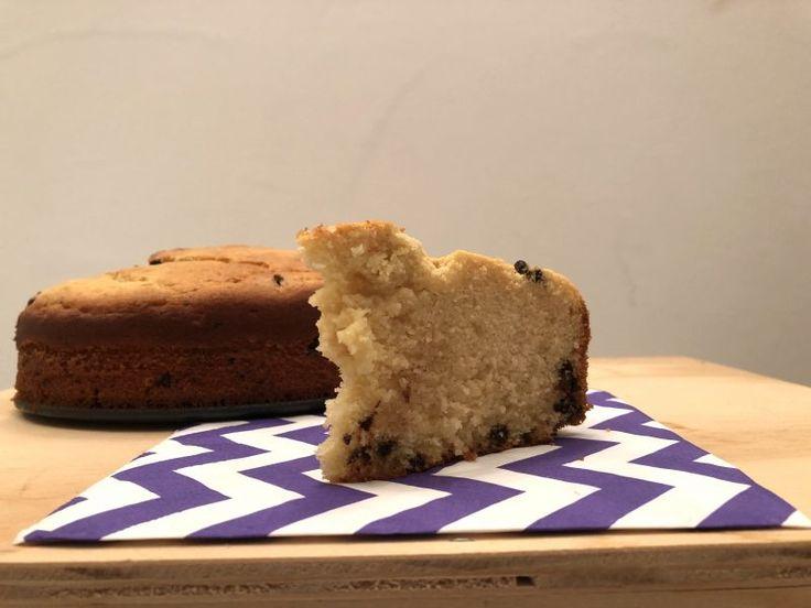 #torta con #ricotta e gocce di #cioccolato