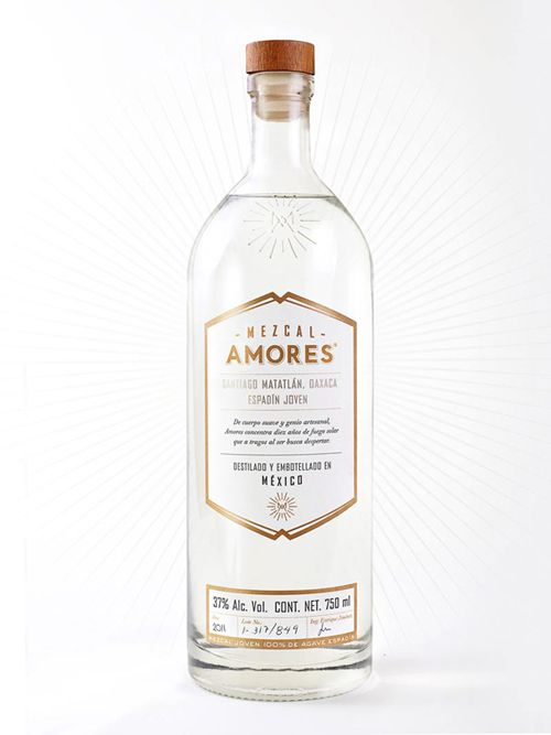"""Espadín Joven"" from Mezcal Amores. One of the top performers in our 2013 Blanco Mezcal category. Click through for the full review."