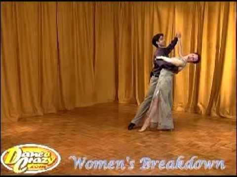 Foxtrot Dance Lessons: The Dip - Foxtrot Dance Steps