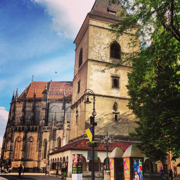 Košice - Urban tower and St.Elisabeth cathedral