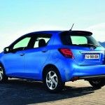 2015 Toyota Yaris Rear Exterior View 150x150 2015 Toyota Yaris Full Review with Images