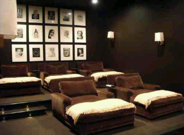 A Home Theater Room Is A Dream For Many, Mine Too But First I Need A Home  Office. Check Out These 20 Stunning Home Theater Rooms That Inspire You To  Make ... Part 95
