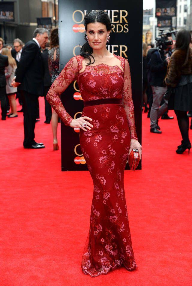Olivier Awards Red Carpet - Idina Menzel