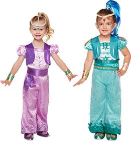 Shimmer and shine costume full sale for the whole year get your Halloween costumes ready