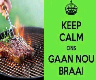 #SA #Braai #Afrikaans #Humour