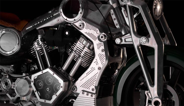 with the brand now named after the inventor of the american V-twin engine, glenn curtiss, the \'warhawk\' is in fact the first curtiss motorcycle in 105 years.