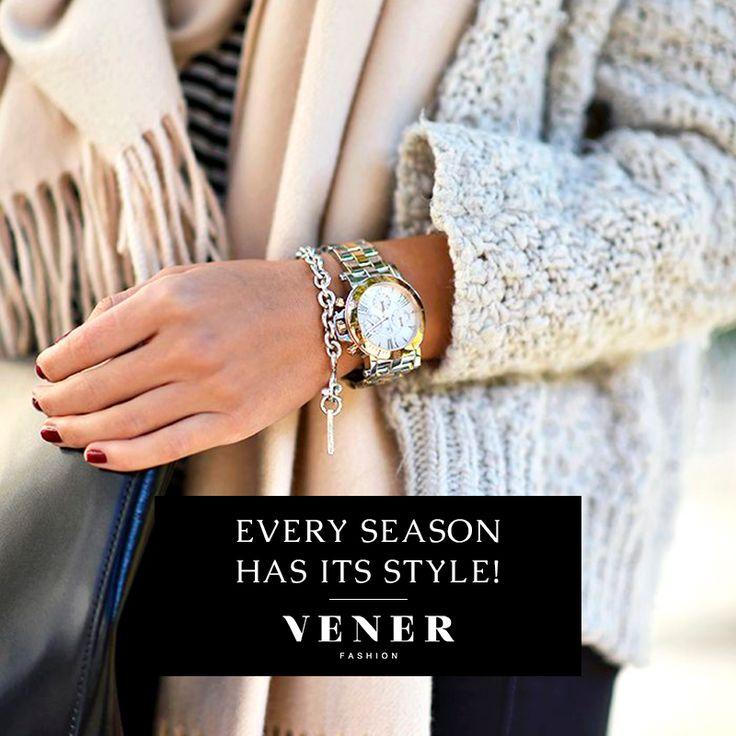 Ως γυναίκες, φροντίζουμε το στυλ μας κάθε εποχή! Παραμένουμε στη μόδα όλο το Φθινόπωρο, με τα κατάλληλα αξεσουάρ!.. #vener #fashion #trends #accessories #autumn #woman #beauty