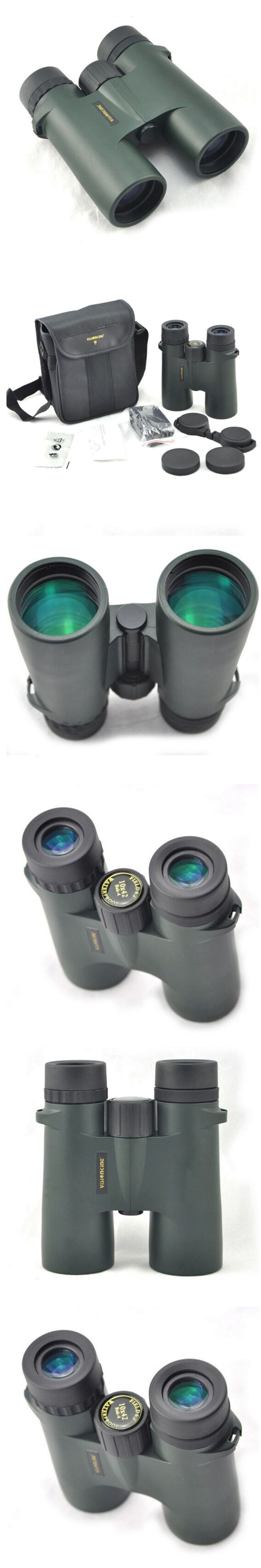 Visionking 10x42 Waterproof Bak4 Telescope Travelling/Hunting/Birdwatching Binoculo Profissional Prismaticos De Caza  Binoculars