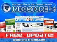 Toko Online Theme Oke Theme