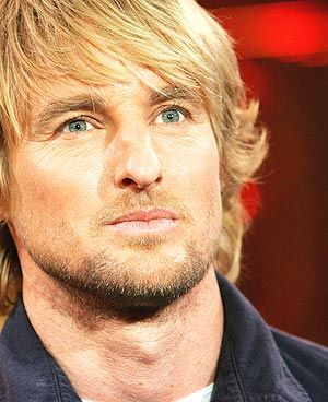 Owen Wilson - inspiration for Austin Webb, secondary character from Stonewall by Diane Roth