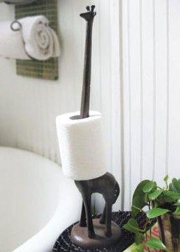 Giraffe Bathroom Accessories   ... > Bath Products > Bath and Spa Accessories > Toilet Accessories