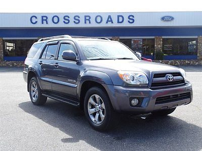 cool 2007 Toyota 4Runner Limited - For Sale View more at http://shipperscentral.com/wp/product/2007-toyota-4runner-limited-for-sale/
