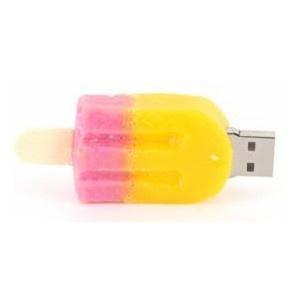 """Clé USB Glace """"Fruits de la passion"""" 13.00"""