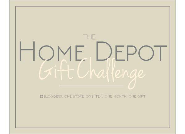 Home Depot Challenge - Pegboard