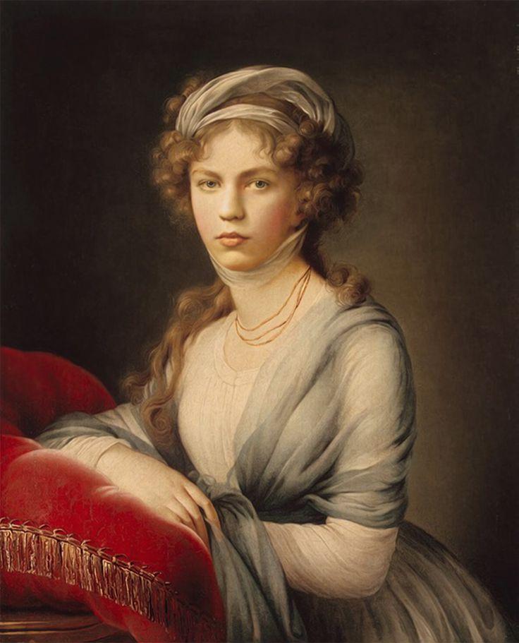 Portrait - Mutter mit 18