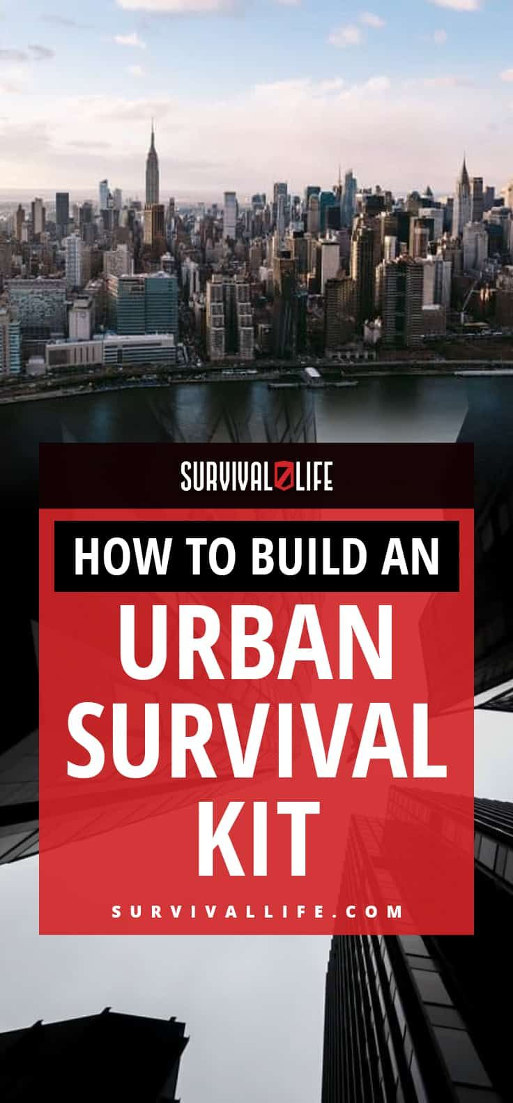 Urban Survival Kit | Posted by: SurvivalofthePrepped.com