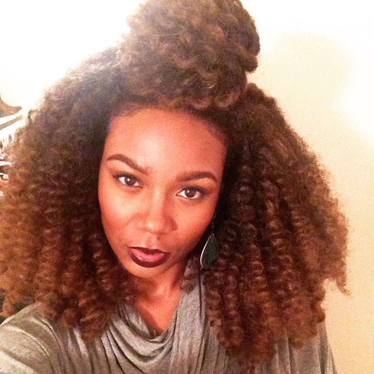 Ombré Marley crochet braids No leave out!