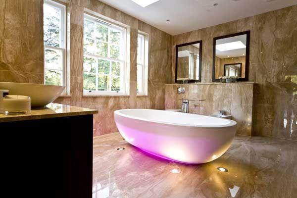Unique Bathrooms Design Ideas: 51+ Amazing Samples http://freshouz.com/unique-bathrooms/