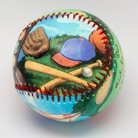 Special Occasion Baseballs by Child to Cherish (Father's Day) $14.99 Sold At Baby Family Gifts Amazon