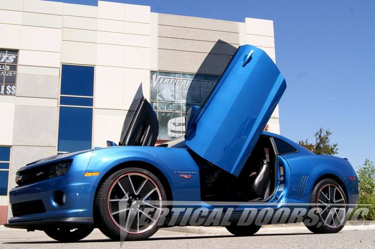 Give wings to your Chevrolet Camaro !!! Shop the Strongest Lambo Doors kit, Made and Patented in the USA for Chevrolet Camaro from Vertical Doors To Order now, visit at http://verticaldoors.com/chevrolet_2010_camaro.html For Sales and Installation, Call us Today at 951.273.1069 #chevrolet #chevy #camaro #cars #sportscars #lambodoors #autoaccessories #madeinusa #sale #installation #specialdeals #bestprice #shoponline #verticaldoors