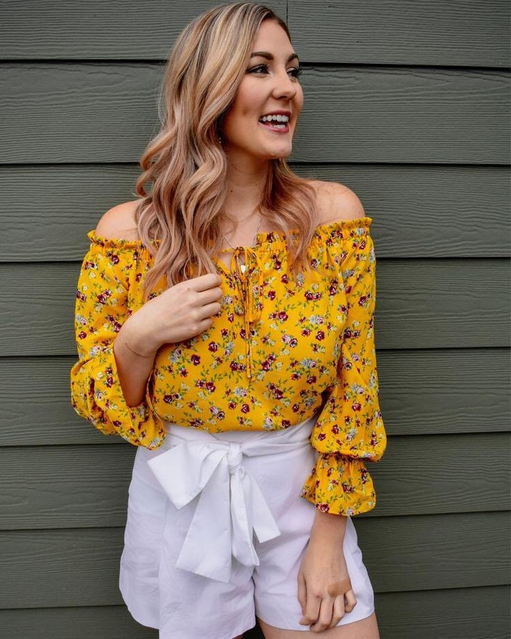 Spring trends: mustard