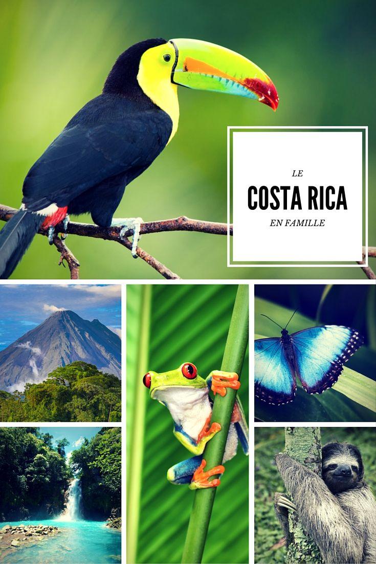 Voici notre résumé de notre voyage au Costa Rica avec notre fille de 5ans. #costarica#travel#enfant#voyage#famille