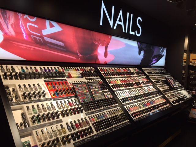 makeup nails hair melkior