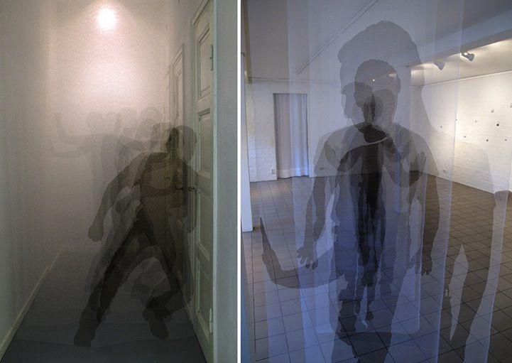 Time Mapping Installation Reveals Human Movement - My Modern Metropolis- Pia Mannikko