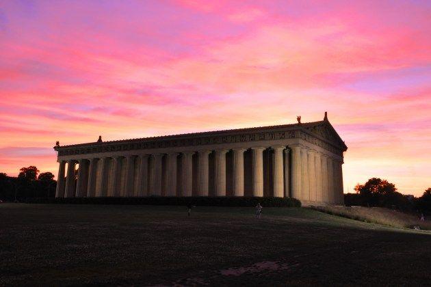 Parthenon in Nashville