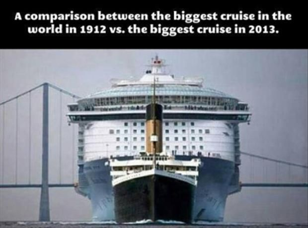 a description of the worlds biggest ship the rms titanic in 1912 22092010 the titanic hit an iceberg in 1912 because of  the rms titanic was the world's biggest passenger  1912 four days into the trip, the ship hit an.