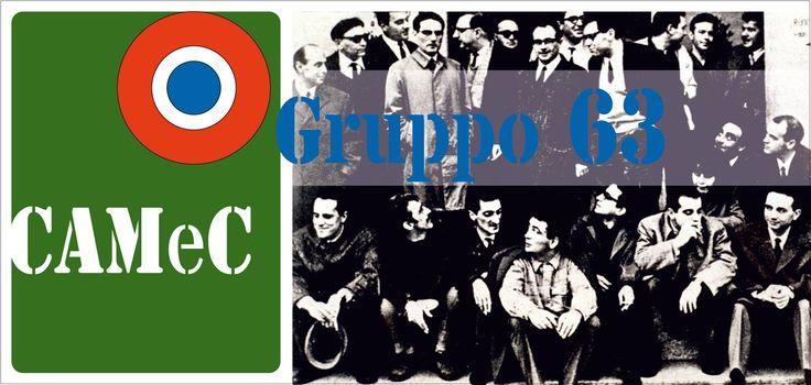 Il #Gruppo63 rivive a #LaSpezia nelle opere e nelle testimonianze di chi vi partecipò attivamente: #venerdì e #sabato al #CAMeC una 'due giorni' dedicata a quella quarta riunione di mezzo secolo fa. Imperdibile!