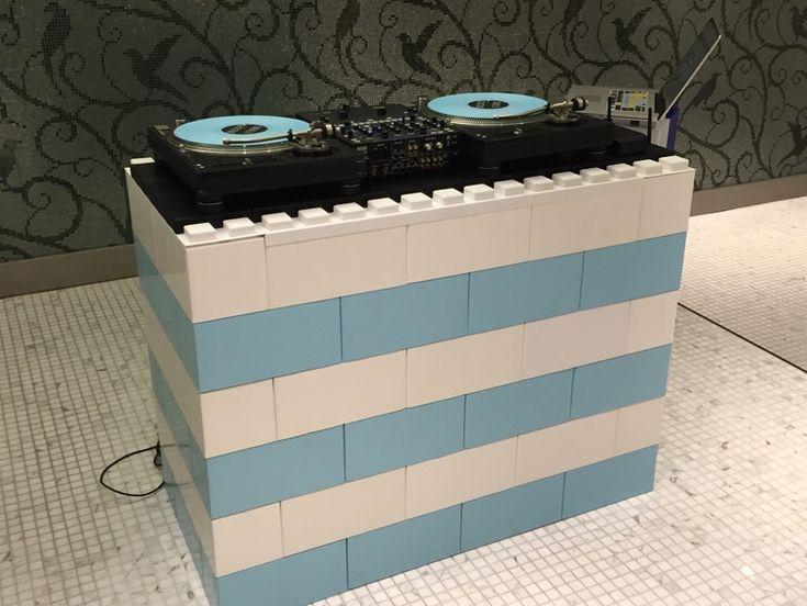 #Djbooth #Dj #modulartable #mixingtable #everblock #clubdesign