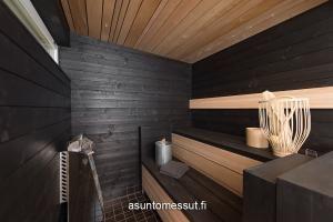 Asuntomessut Vantaalla 2015 - 19 Vivola - Sauna