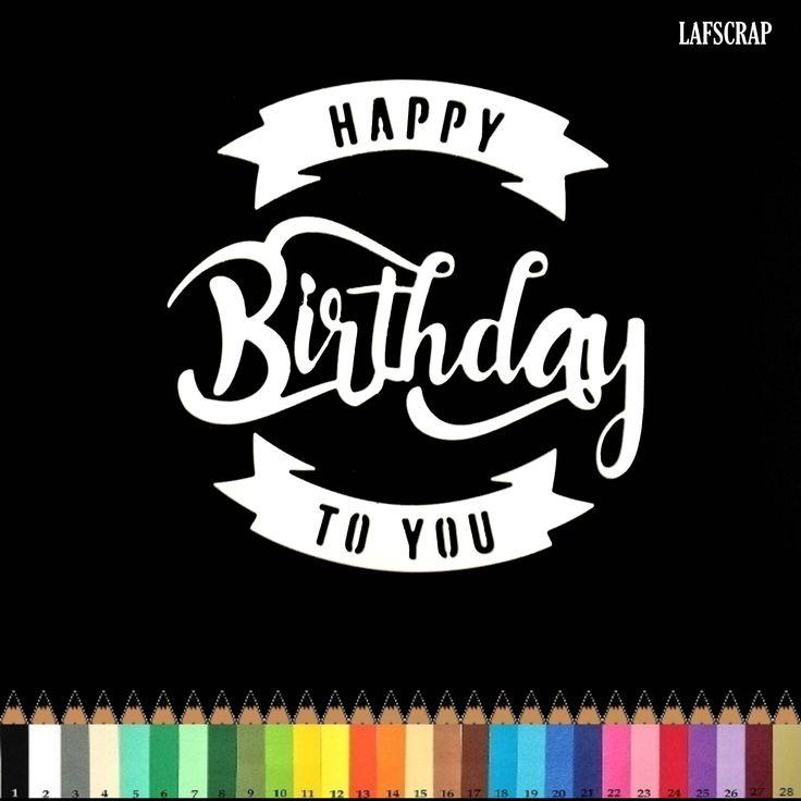 lot découpes scrapbooking scrap mot happy birthday joyeux anniversaire fête découpe papier embellissement die cut déco par lafscrap sur Etsy https://www.etsy.com/fr/listing/588016019/lot-decoupes-scrapbooking-scrap-mot