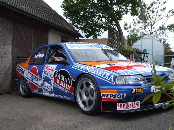 1996 Nissan Primera Super Touring Car - Silverstone Auctions
