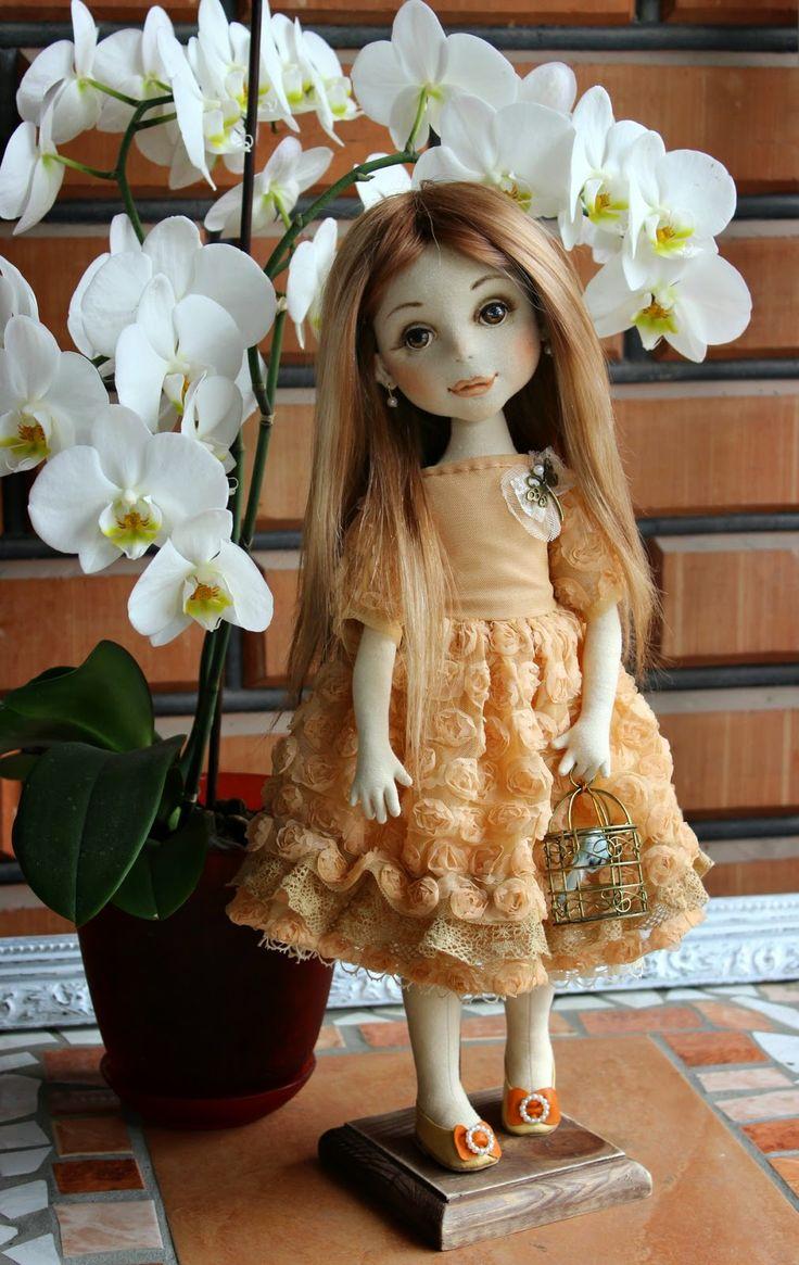 Кристи Куклы от Ольги Ким: куклы