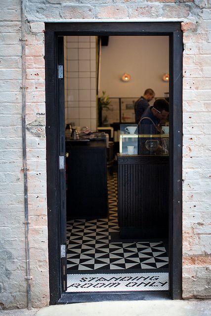 Patricia Coffee Brewers on Little William Street, Melbourne Australia