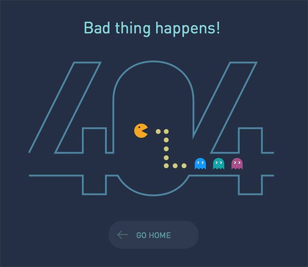 25 Creative Yet Funny 404 Error Page Designs for Inspiration